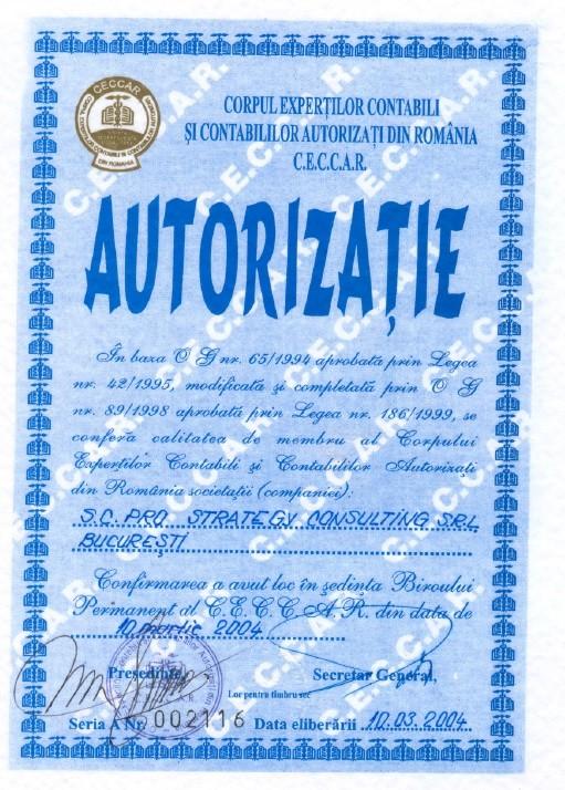psc afiliata Corpului Expertilor Contabili si Contabililor Autorizati din Romania - ceccar